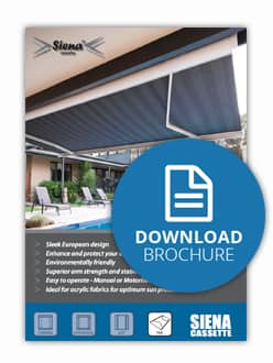 Folding Arm Awnings Online Blind Concepts