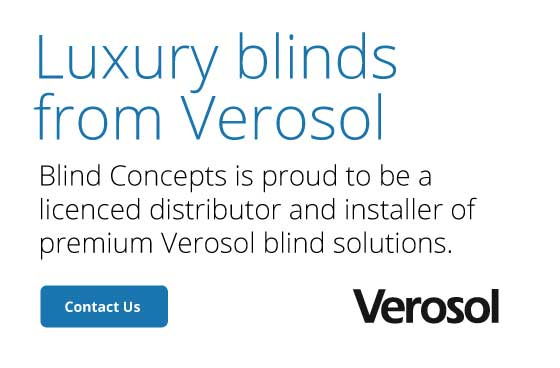 Verosol Luxury Blinds
