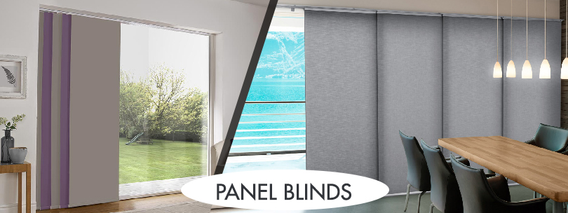 Stylish And Durable Panel Blinds For Your Home Or Office